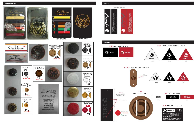 Apparel & Graphics Design work of Jon Phenom