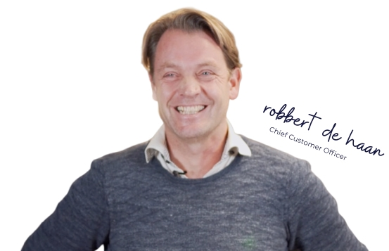 Robbert de Haan, Chief Customer Officer bij de Consumentenbond