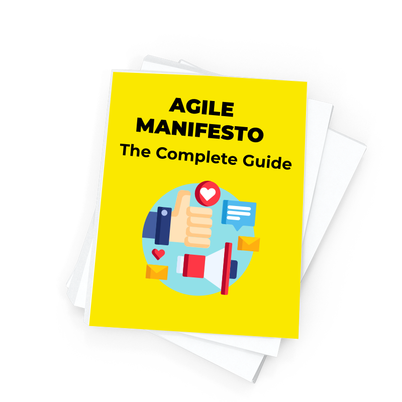 Download the complete guide to the Agile Manifesto as PDF