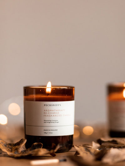 Mulberry Cottage Scented Candle