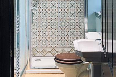Mulberry Cottage Bathroom