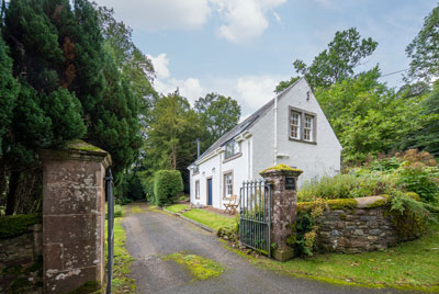 Faldonside | The Lodge Exterior