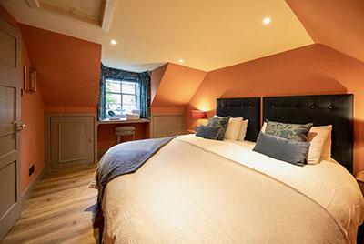 Faldonside | Mulberry Cottage Bedroom