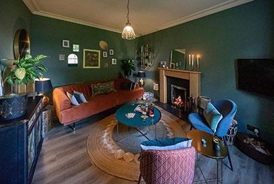 Faldonside | Mulberry Cottage Luxury & Oppulence