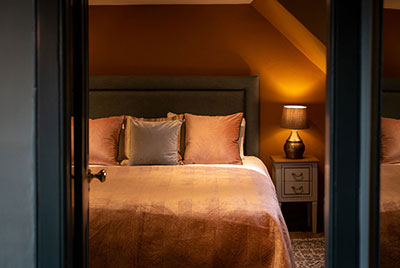 Faldonside | Mulberry Cottage Cosy Bedrooms