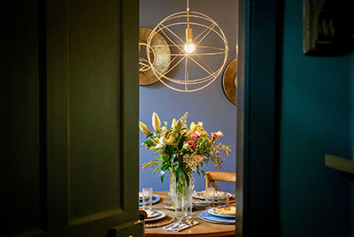 Faldonside | Mulberry Cottage Intimate Dining