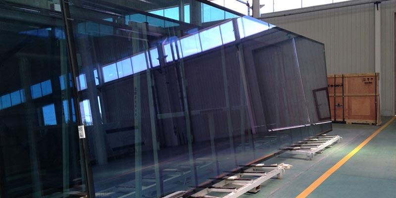 великі панорамні вікна