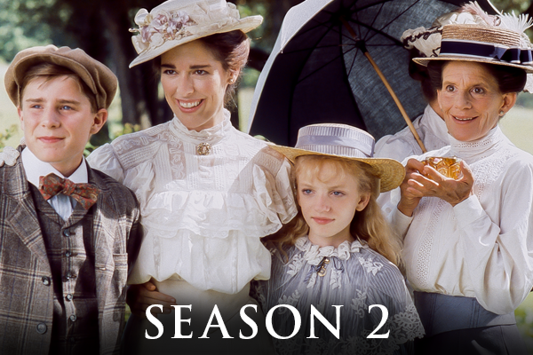 Road To Avonlea The Official Website