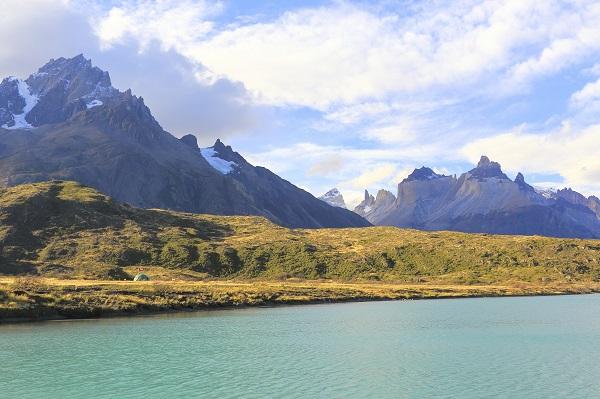 Lake Pehoe Patagonia
