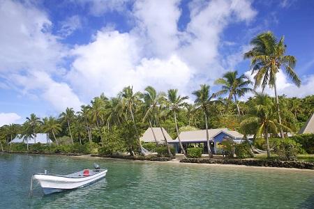 Tropical Island Fiji