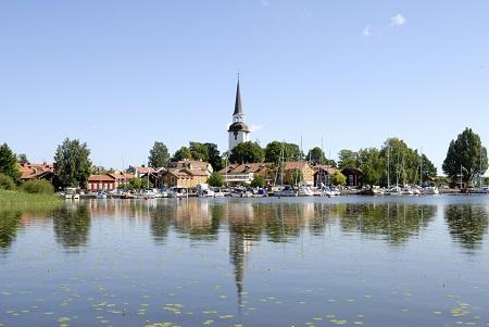 Mariefred Sweden