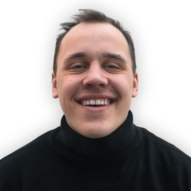 Portrait of Jonathan Werner