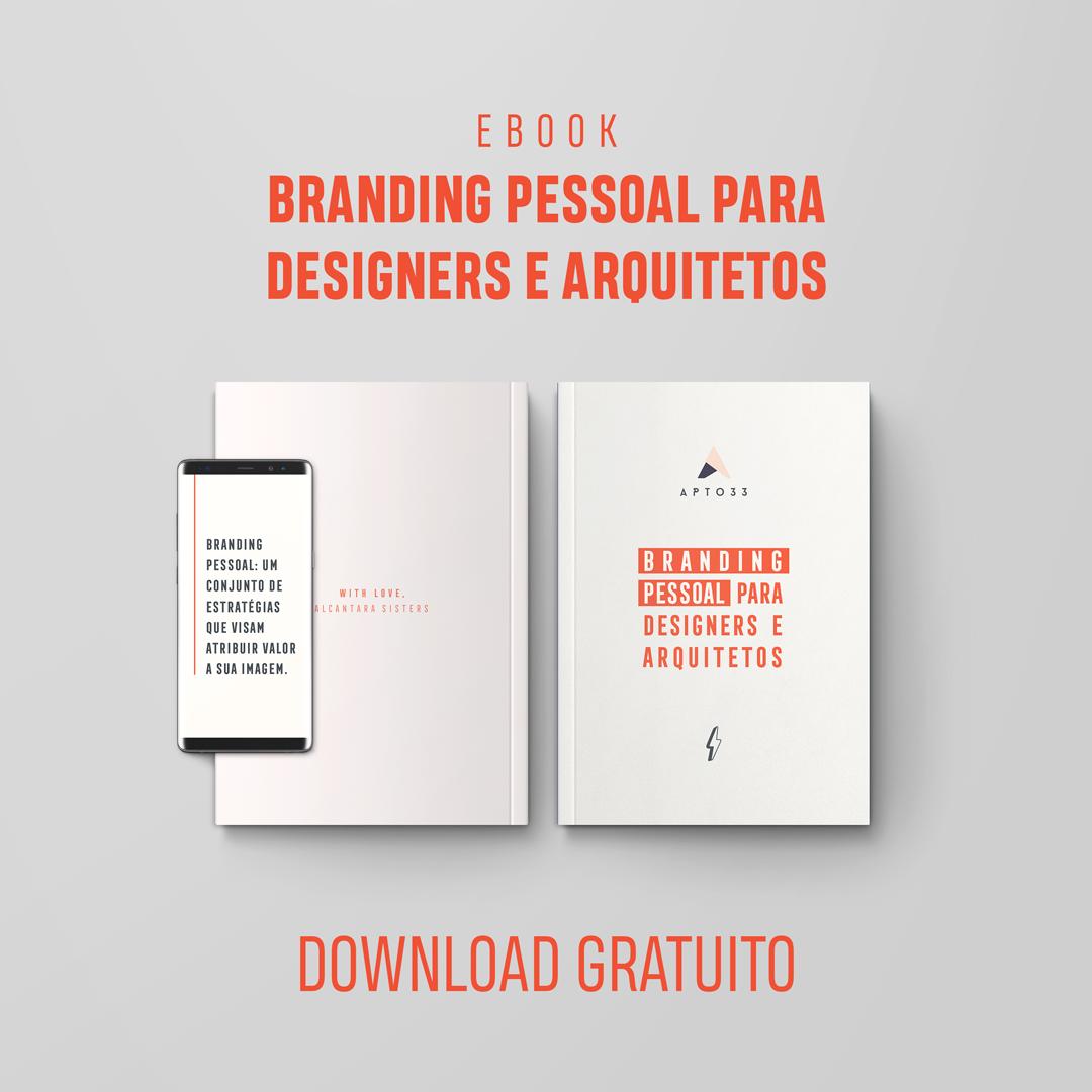 E-book gratuito Branding Pessoal para Arquitetos