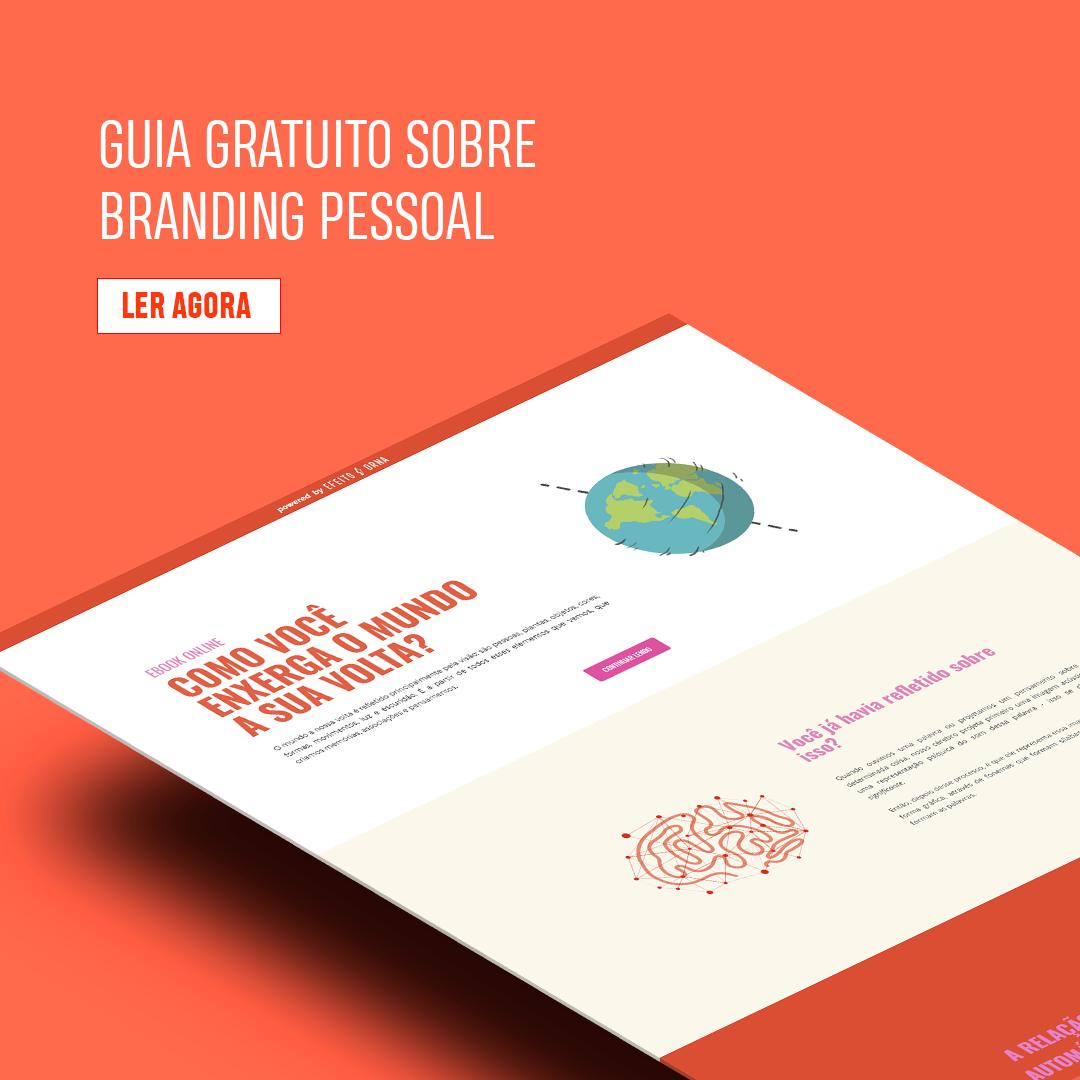 Guia gratuito sobre Branding Pessoal