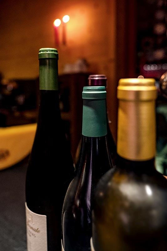 dü Saas Fee Wein, Weinkarte, Rotwein, Weisswein