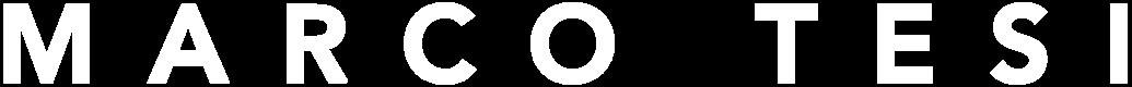 Marco Tesi logo