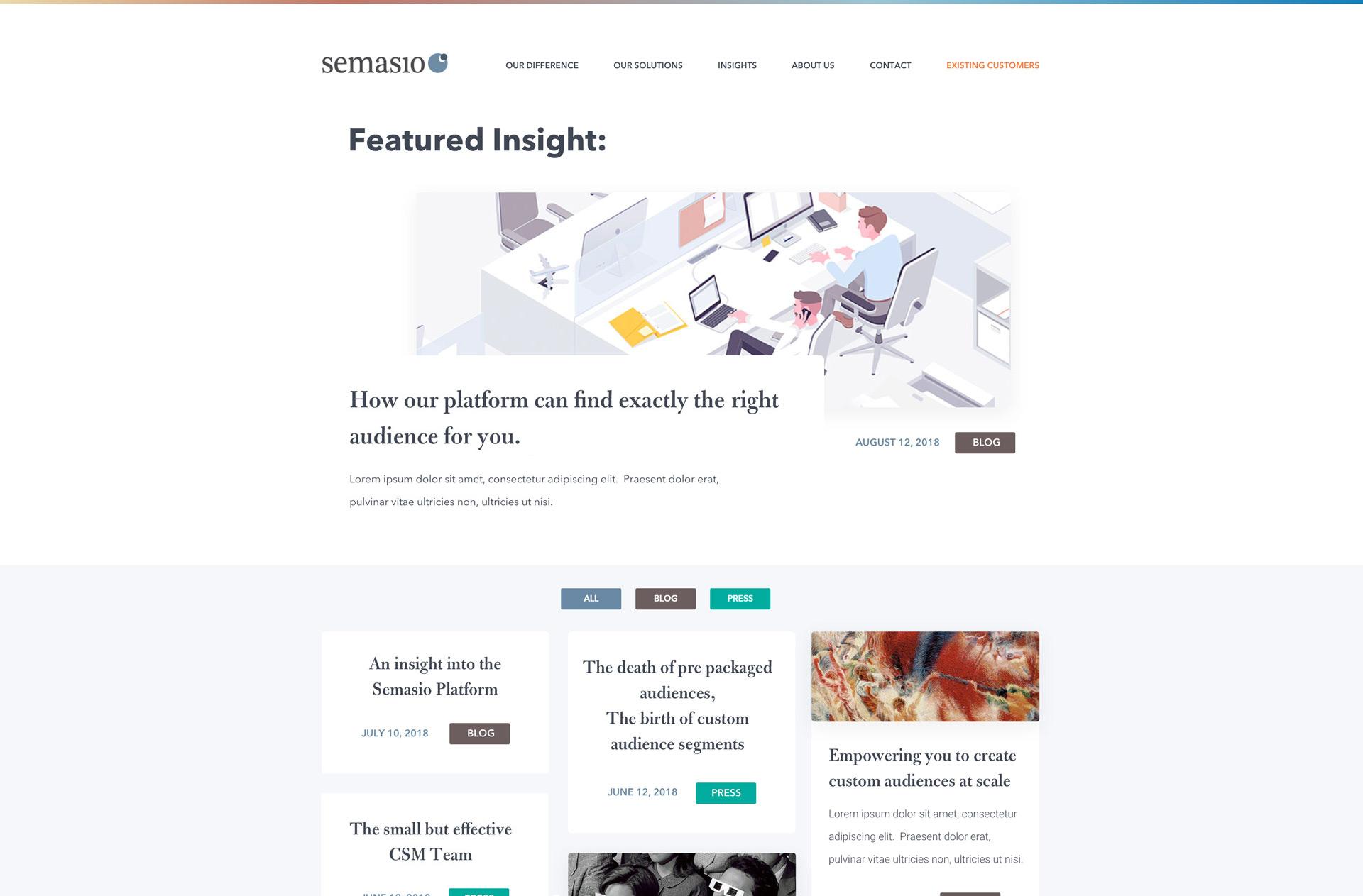 Semasio Blog