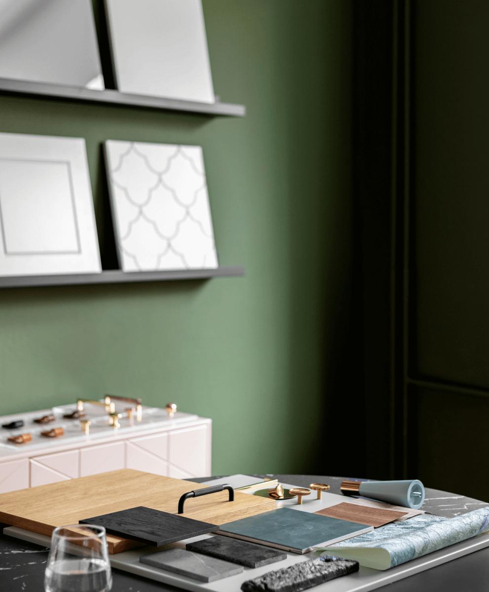 Boho Studio - Wnętrze studia