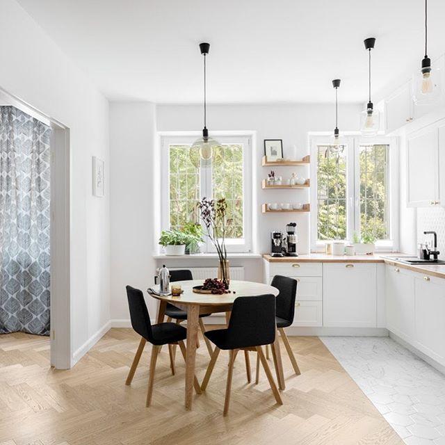 Boho Studio - Skandynawskie mieszkanie