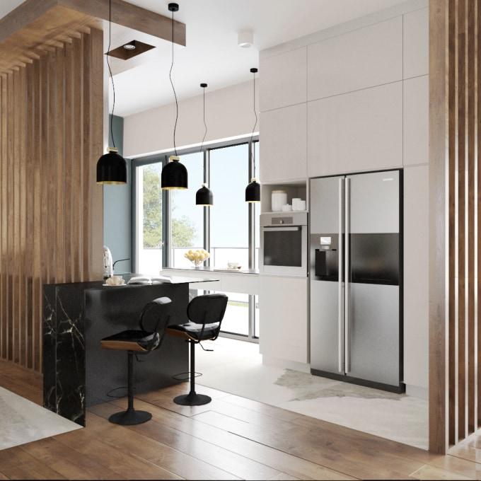 Boho Studio kuchnia