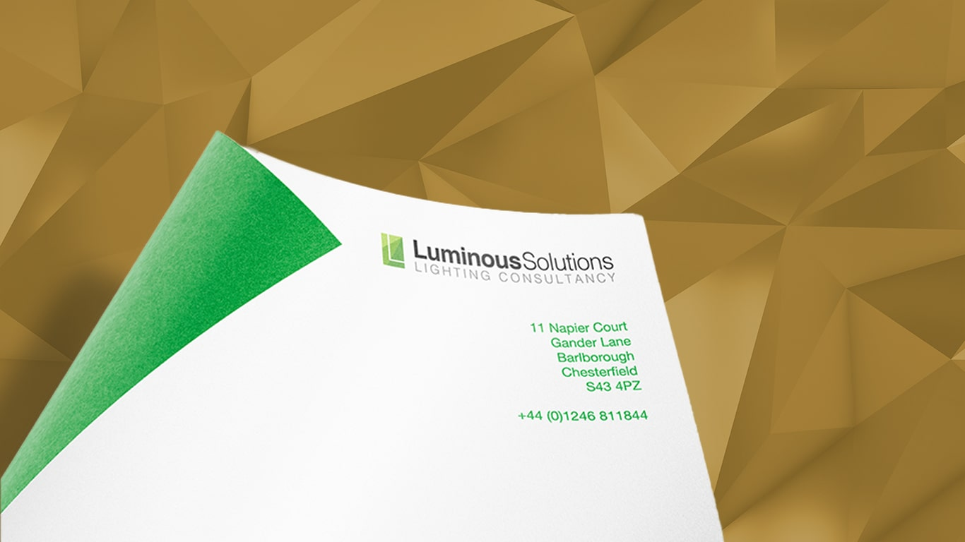 Luminous Solutions Logo Design