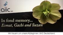 Ein Jahr später - AIIC gedenkt der Opfer des Flugs ET 302