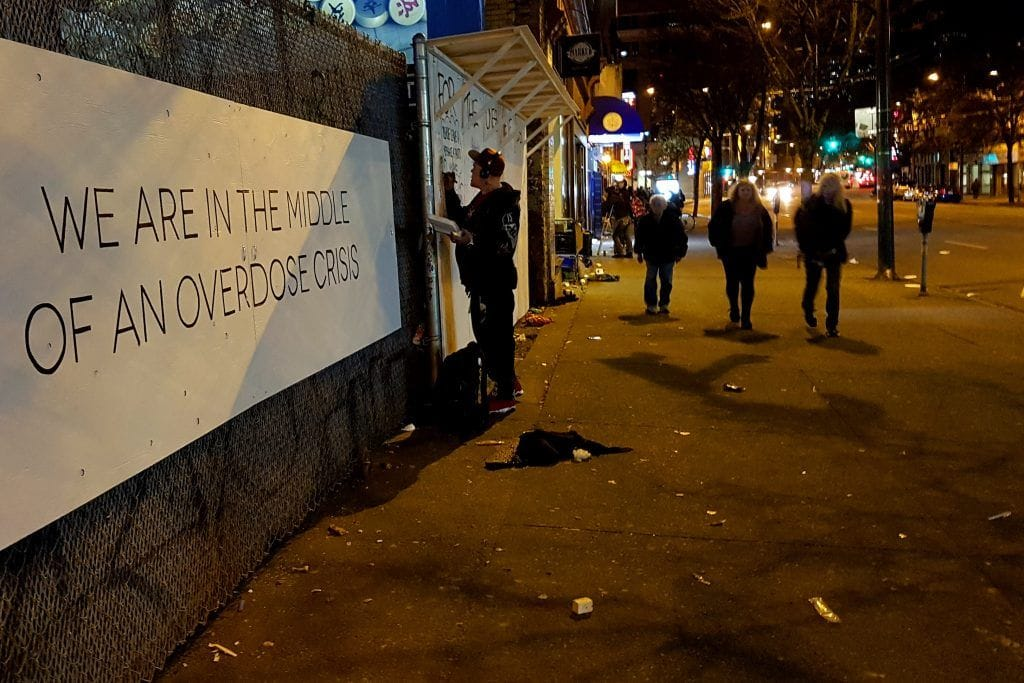 Canada's fix to the opioid crisis: Vending machines that distribute prescription opioids to addicts