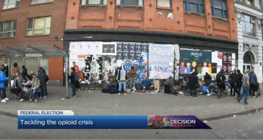 Drug vending machine coming to Downtown Eastside