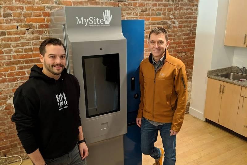 'A poisoning epidemic': Dartmouth entrepreneurs lending drug-dispensing ATM to help solve opioid crisis in Vancouver