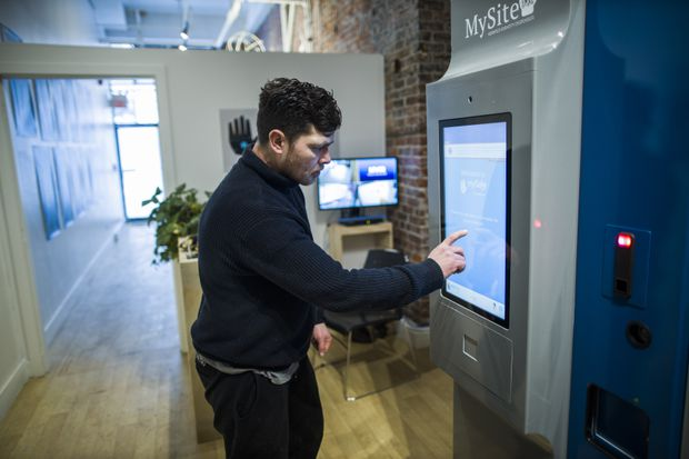 Biometric opioid dispensing machine first of its kind to address demand for safer drug supply