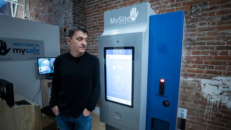 Vancouver's drug-dispensing machine: Why it exists and how it works