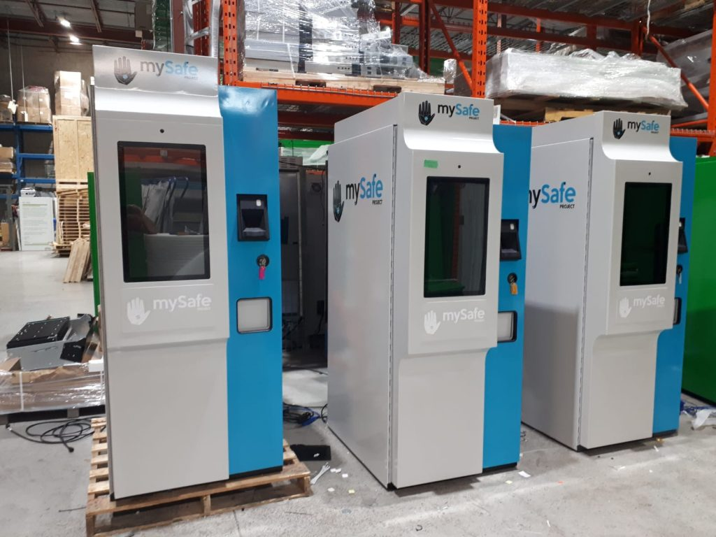 Dispension Industries is expanding its biometric opioid vending machine network, following a successful pilot launched in December 2019 in Vancouver's Downtown Eastside, the company announced.