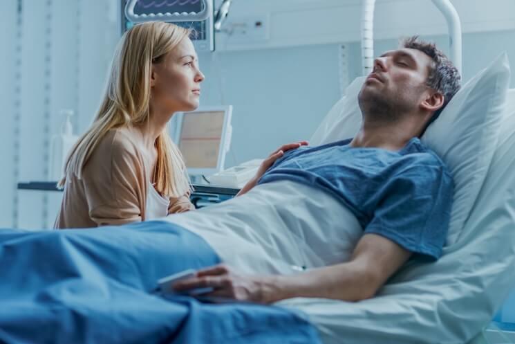 Patientenverfügung und Komma