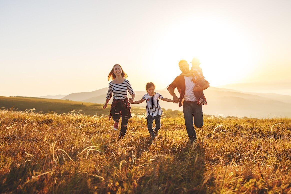 Vorsorge für junge Familien
