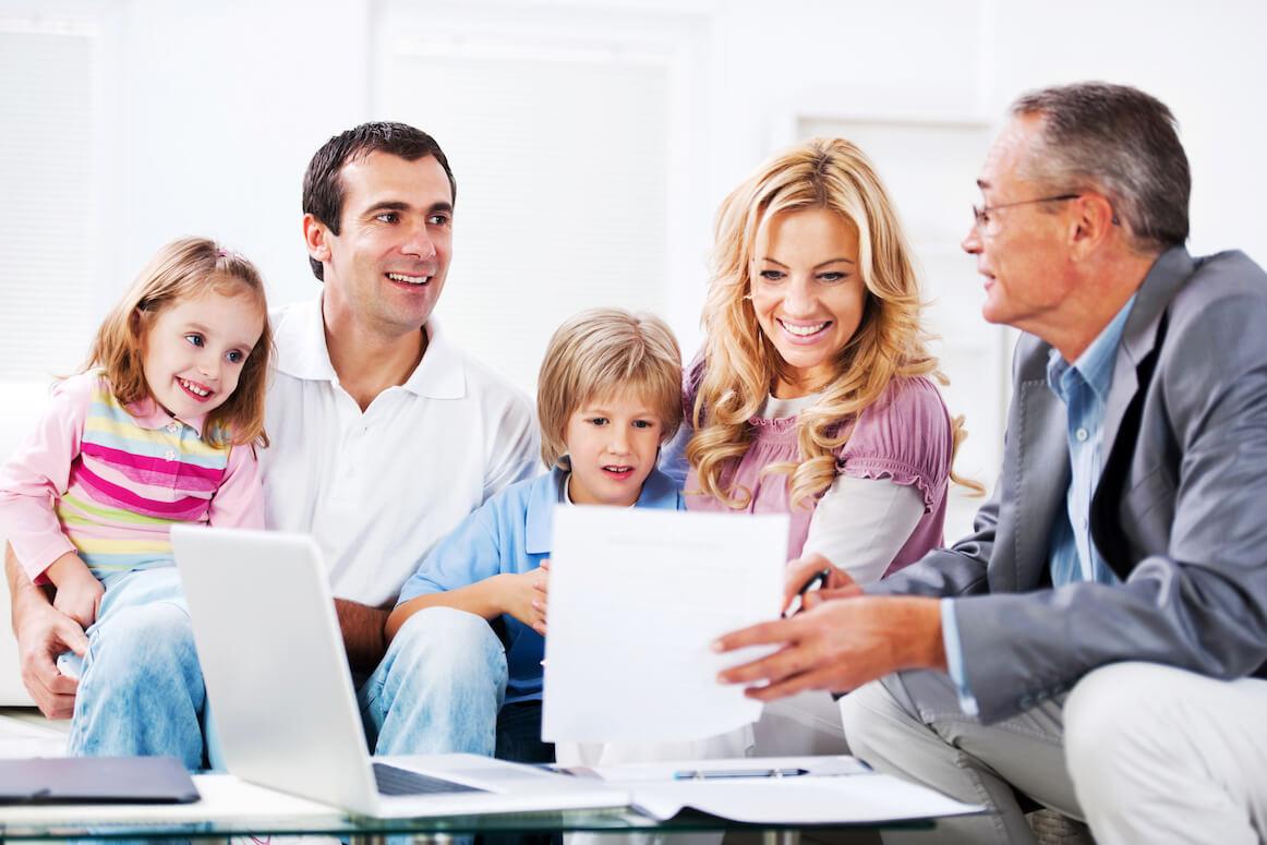 Familienvorsorge