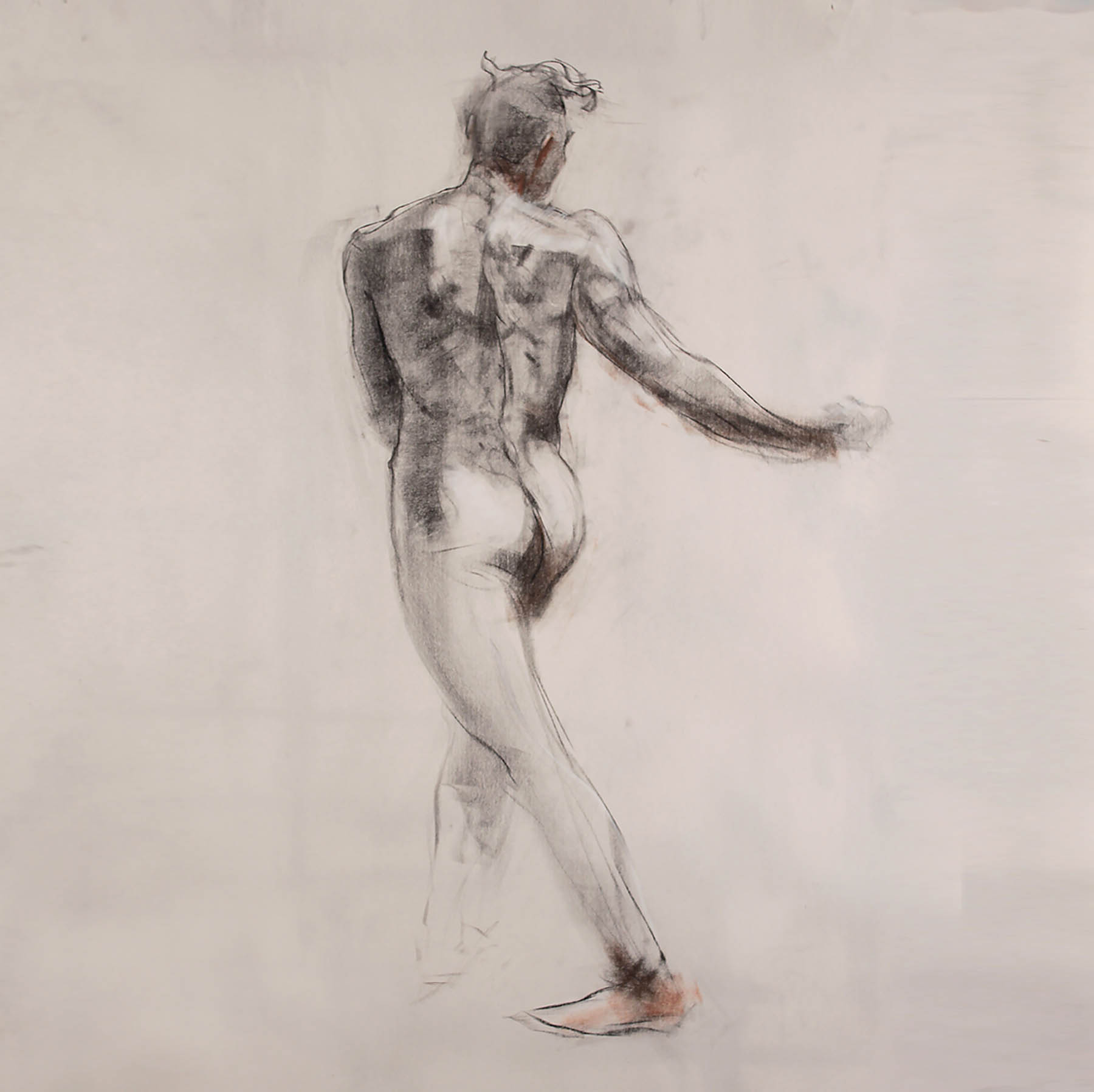 Figure Drawing adult art class Vancouver