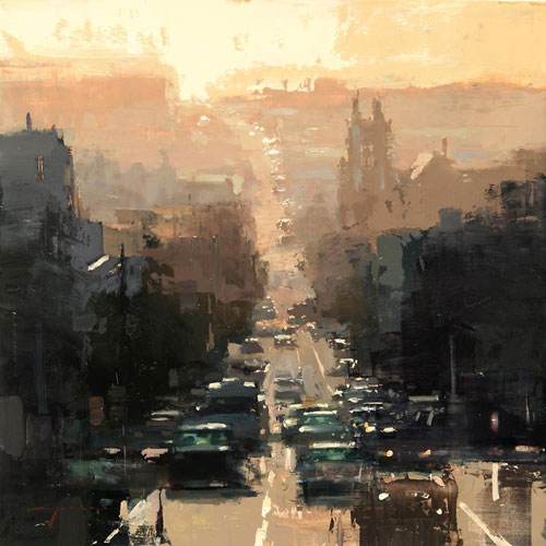 landscape painting workshop  class Vancouver
