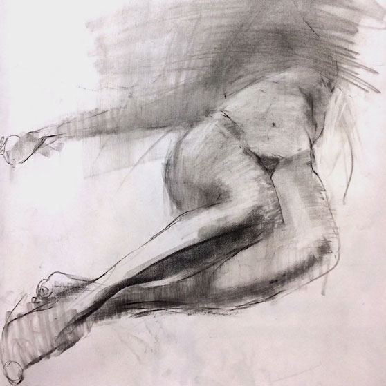 dynamic figure drawing class Vancouver