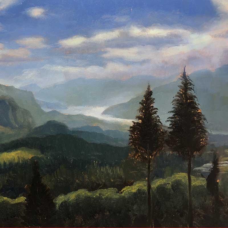 landscape painting course 2020 vancouver