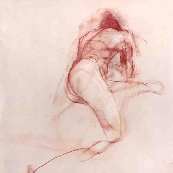 creative figure drawing course class Vancouver