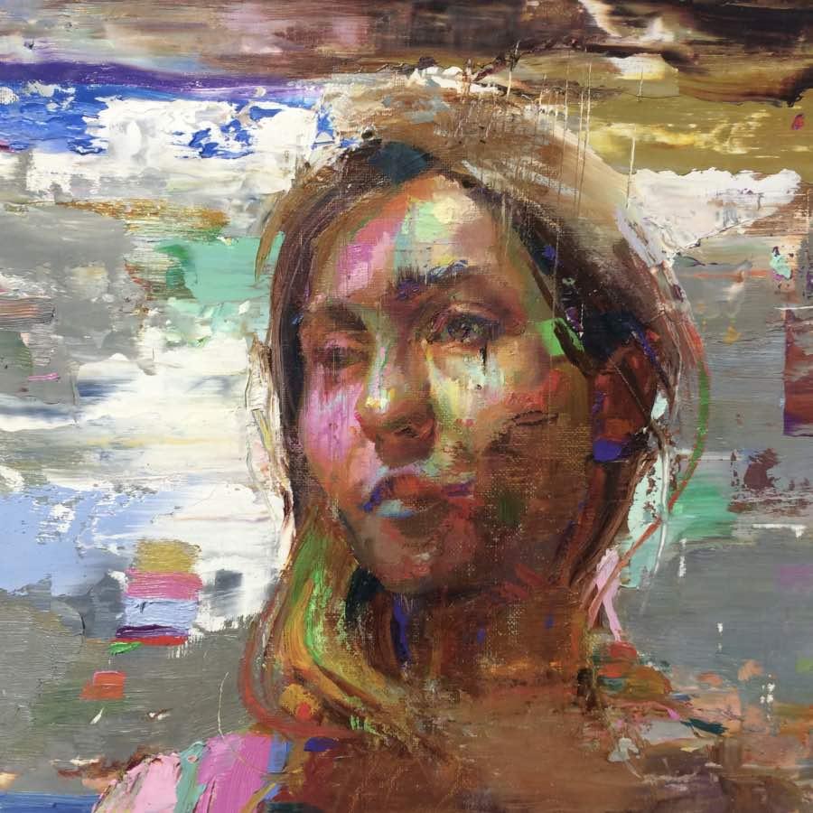 portrait painting course workshop vancouver