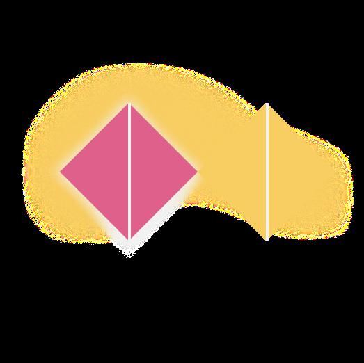 Double Diamond Icon