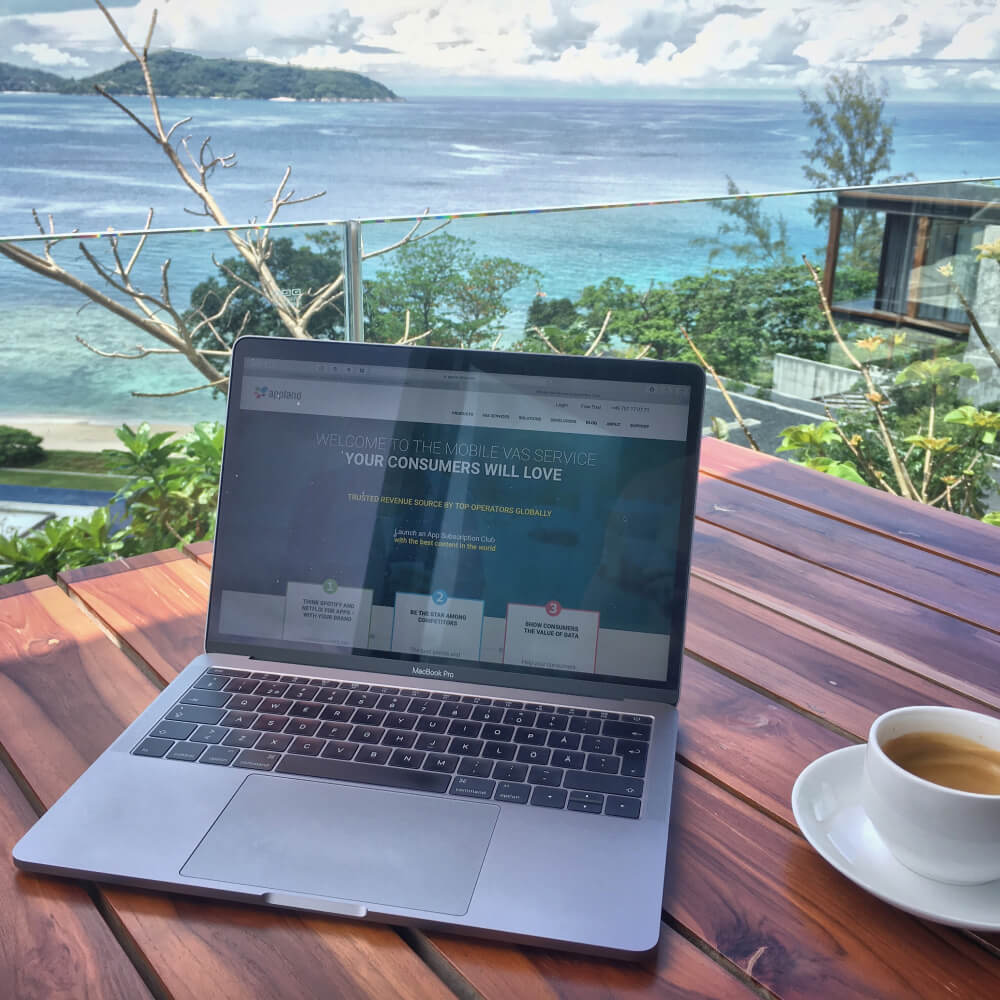 Thailand Work Remotely