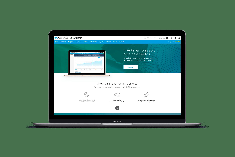 Caixabank Smart Money por Eunoia Digital