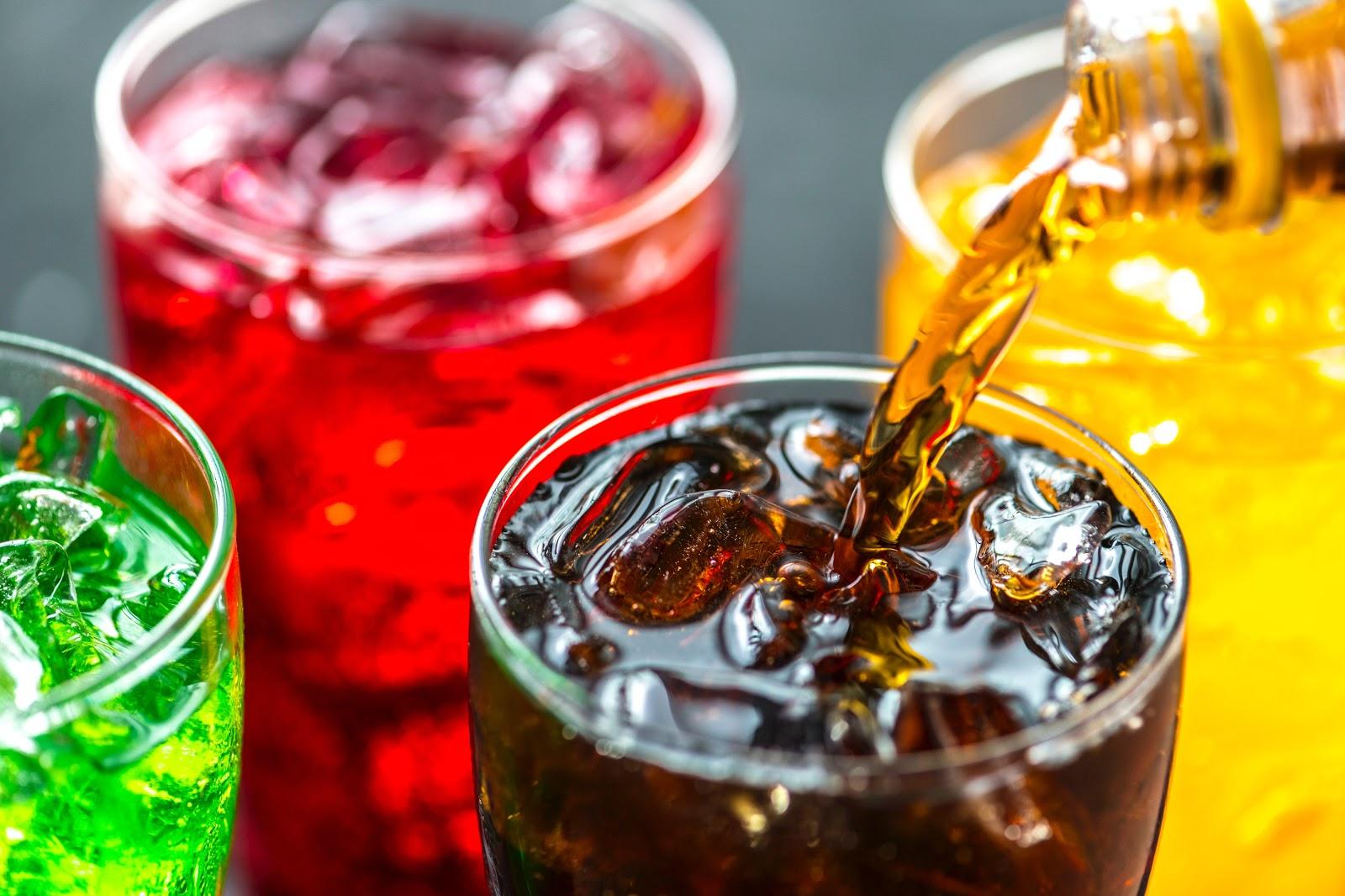 Sugary Soda Drinks