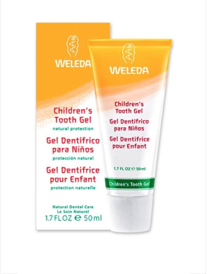 Weleda Childrens Tooth Gel