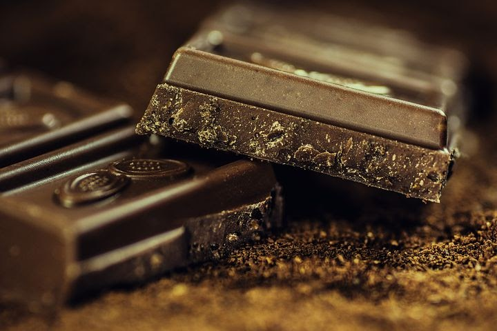 delicious dark chocolate for an Easter treat that is good for your teeth