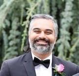 profile of Joey Rahimi a dental patient in Washington, PA