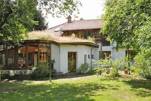 Garten Tagungshaus Gleisdreieck Hannover