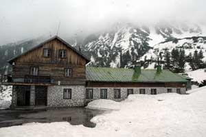 vihren hut